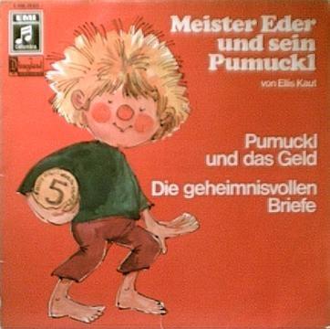 Barbara von Johnsen, LP-Cover Pumuckl und das Geld